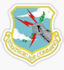 Strategic Air Command  Sticker