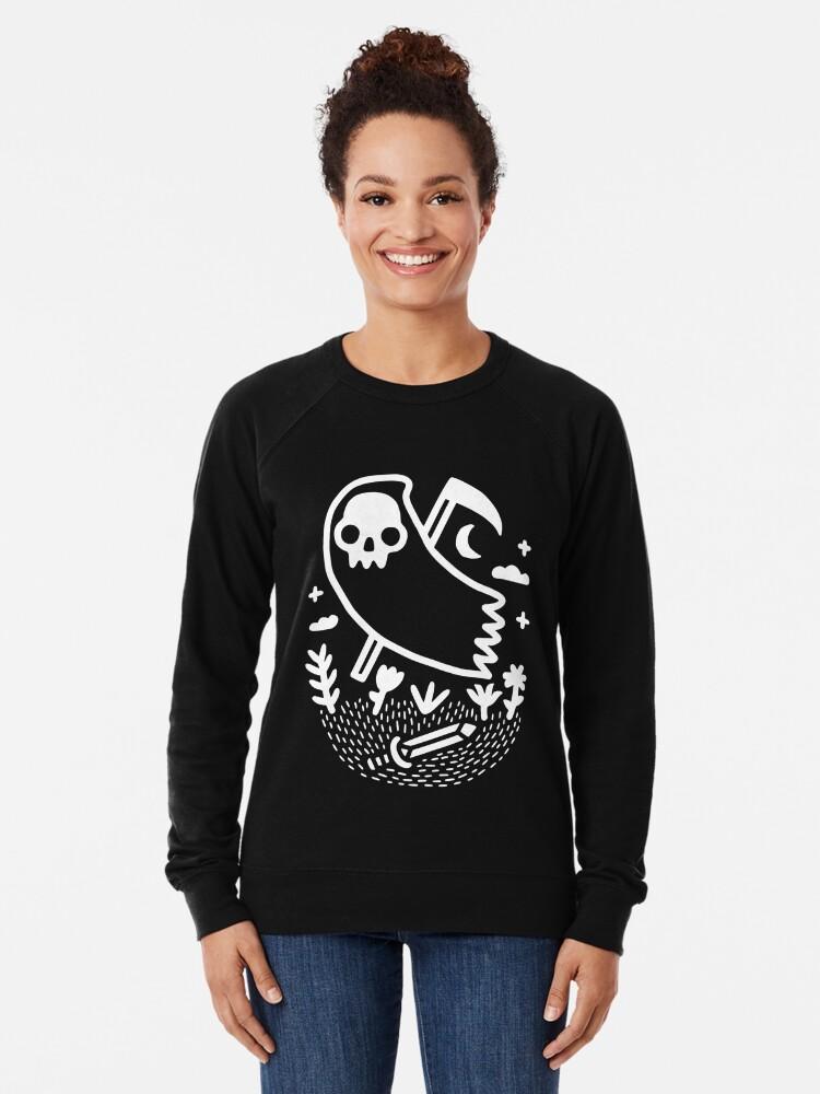 Alternative Ansicht von Eine andere grimmige Nacht Leichter Pullover