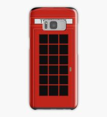 Phonebooth Samsung Galaxy Case/Skin