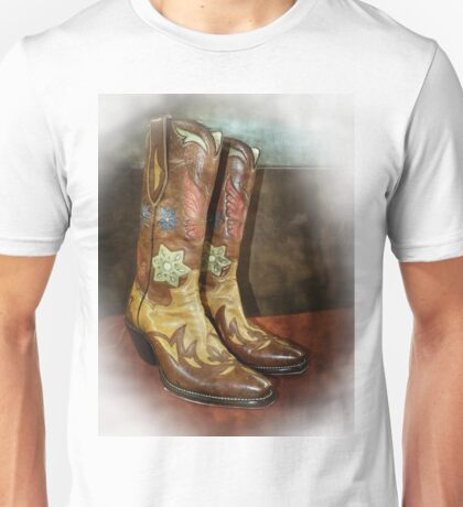 Take A Walk in My Boots T-Shirt