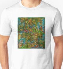 Psychedelic Time Unisex T-Shirt