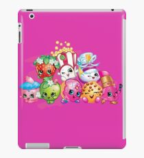 Shopkin Squad iPad Case/Skin
