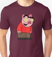 Spanky Ham - Crazy Eyes T-Shirt