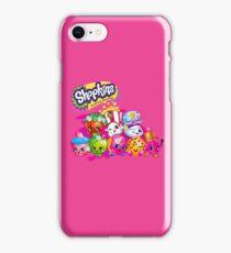 Shopkin Squad 2 iPhone Case/Skin