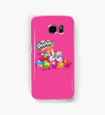 Shopkin Squad 2 Samsung Galaxy Case/Skin