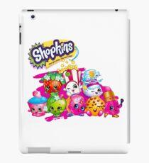 Shopkin Squad 2 iPad Case/Skin