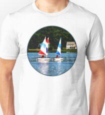 Striped Sails T-Shirt