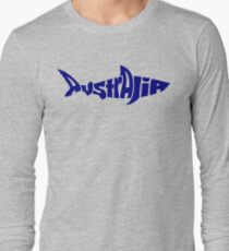 Australia Shark Long Sleeve T-Shirt