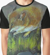 Field mouse Graphic T-Shirt