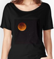 Blood moon Relaxed Fit T-Shirt