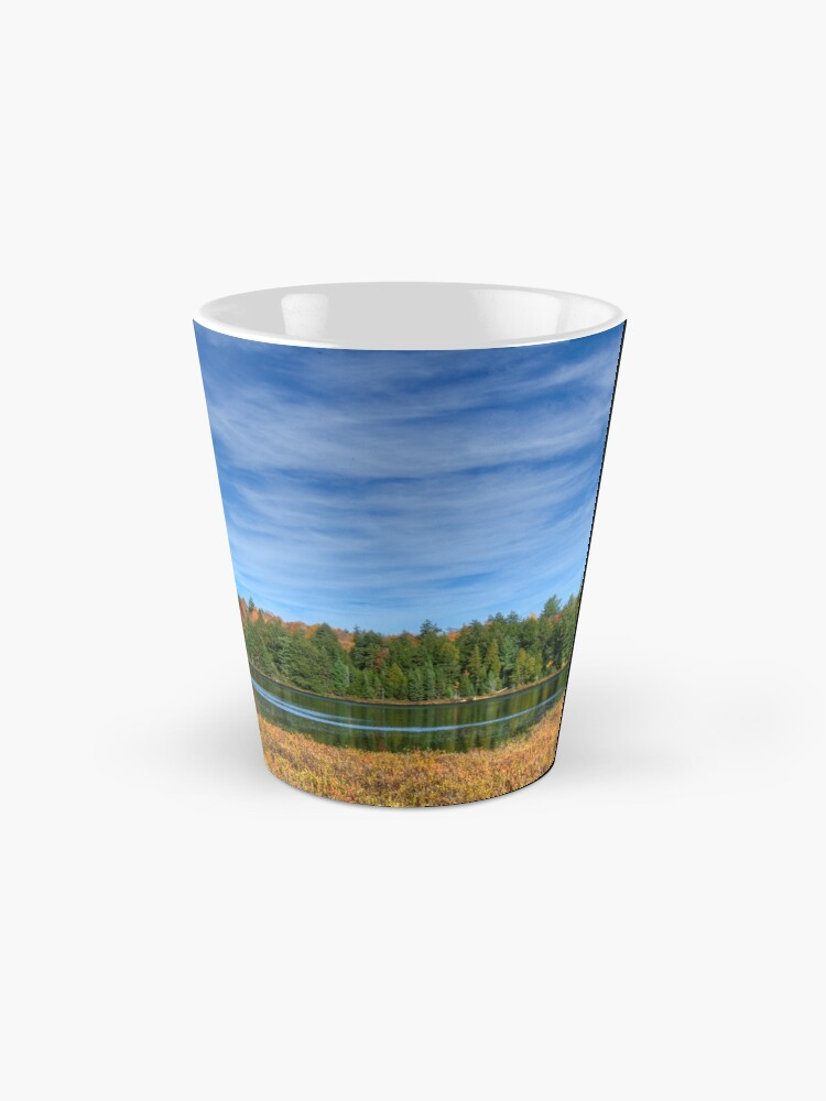 Alternate view of Forest under blue sky Mug