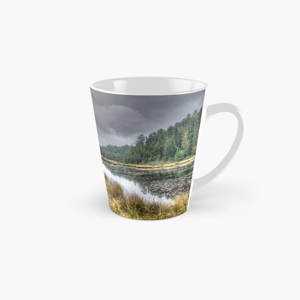 Clouds over the wetlands Mug