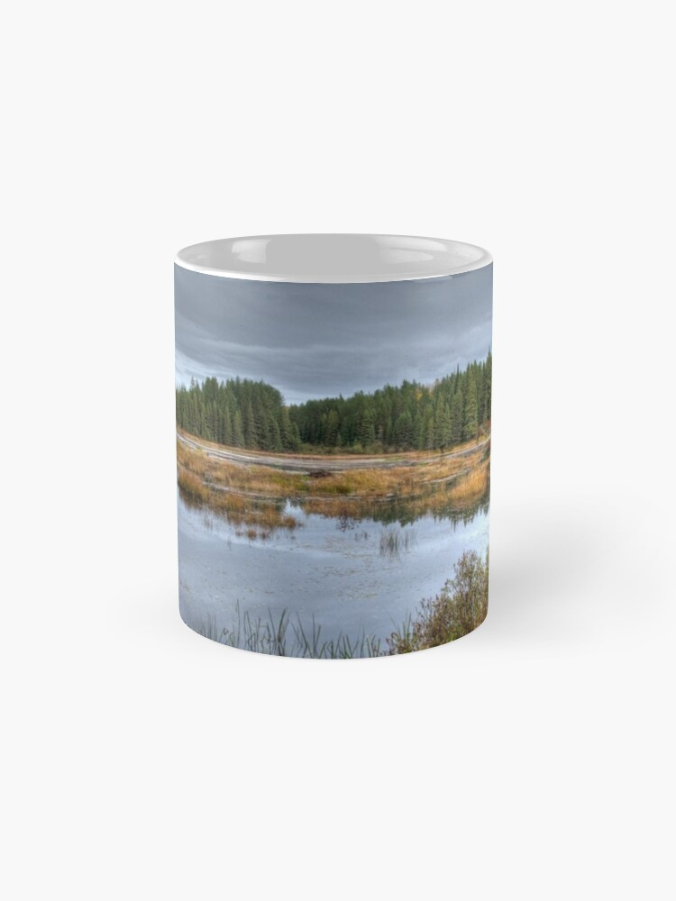 Alternate view of Wetlands Mug