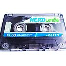 CASSETTE by FREE T-Shirts
