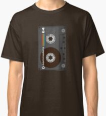 Commodore 64 Cassette Tape Classic T-Shirt