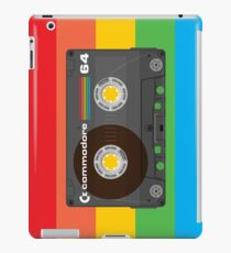 Commodore 64 Cassette Tape iPad Case/Skin