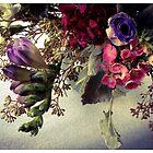 Spring Purples & Pinks by Barbara Wyeth