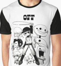 OFF shirt - Scott Pilgrim style Graphic T-Shirt