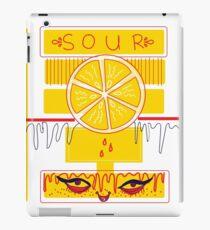 Sour Grrls: Sour Lemon iPad Case/Skin