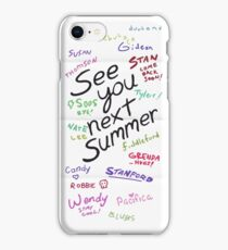 See You Next Summer iPhone Case/Skin