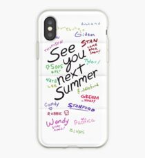 See You Next Summer iPhone Case