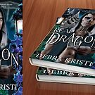 Debra Krisit - Reap Not the Dragon - Book Cover Commission by Adara Rosalie