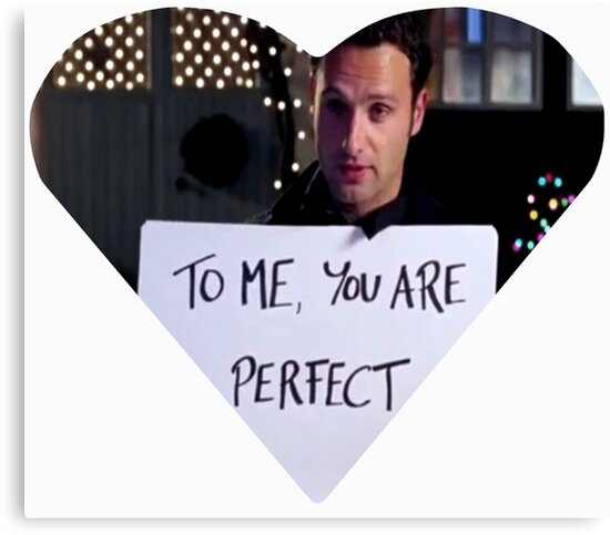 To Me You Are Perfect  by SentimentalAF