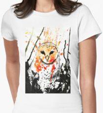 Watcher Original Women's Fitted T-Shirt