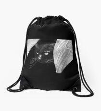 Hosta la vista...!   :) Drawstring Bag