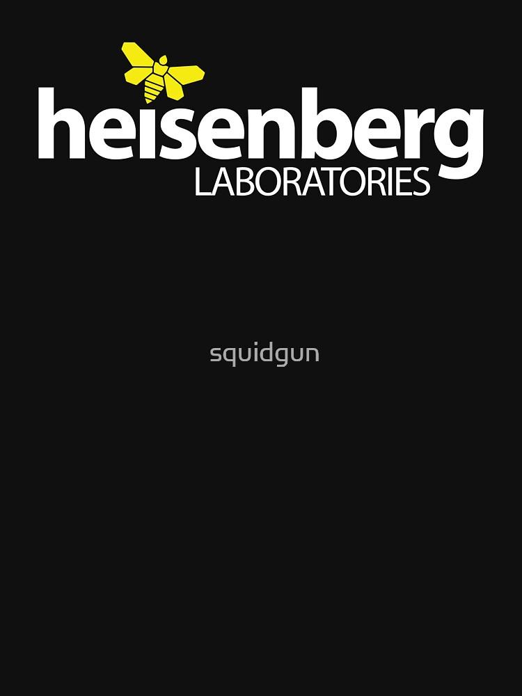 Heisenberg Laboratories by squidgun