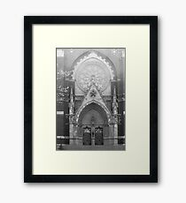 St. John's Church III Framed Print
