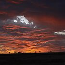 Enough to turn ya religious!  Sunset by adbetron