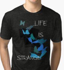 Strange-7 Tri-blend T-Shirt