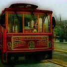 San Francisco Trolley by Barbara  Brown