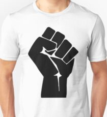 Clenched Fist Unisex T-Shirt