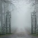 Which mysteries lie beyond this old gate? by jchanders