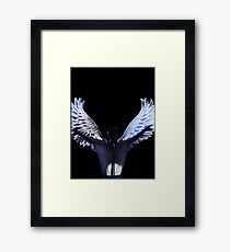 Troye Sivan Angel Framed Print