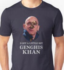I Get A little Bit Genghis Khan T-Shirt