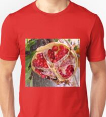 Half of a Pomagranate T-Shirt