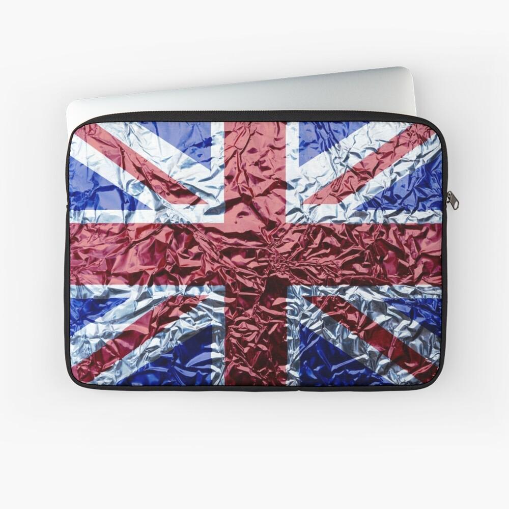 The Union Jack Laptop Sleeve