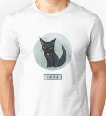 MBTI Cats: INTJ Unisex T-Shirt
