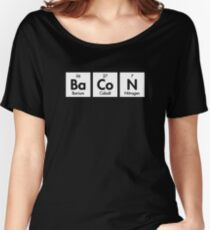 Bacon Element  Women's Relaxed Fit T-Shirt