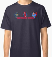 Super Hero - Supersize Classic T-Shirt