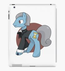1st Doctor Whooves iPad Case/Skin
