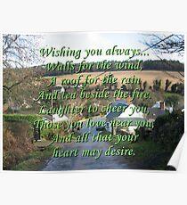 Wishing You Always Poster