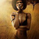 Serengeti by Cliff Vestergaard