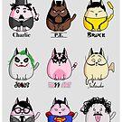 The Icons Cat vol.1 by jordygraph