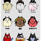 The Icons Cat vol.2 by jordygraph