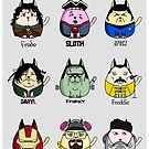 The Icons Cat vol.3 by jordygraph