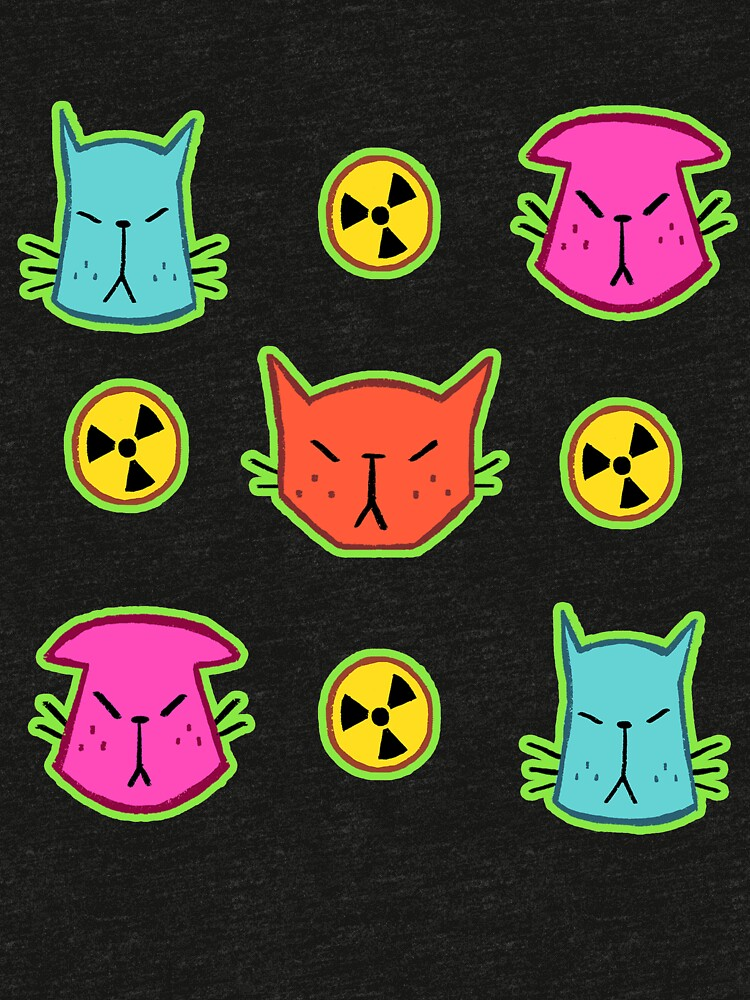 NUCLEAR CATS by doodledate